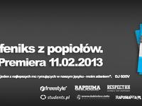 """Promo mix płyty Pęka """"Jak feniks z popiołów"""""""