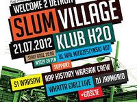RHW x S1: Pierwszy koncert SLUM VILLAGE w Polsce! (Welcome 2 Detroit Vol.1)