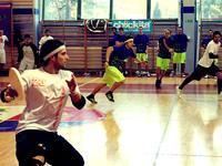 Turniej Frisbee w Józefowie