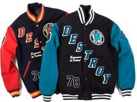 Mishka Retro Destroy Varsity Jacket