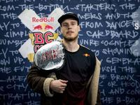 Menno - Red Bull BC One 2017