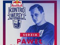 Red Bull KontroWersy - Paweł Chałupka