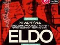 20.09 Eldo zagra w Warszawie - wręczenie złotych płyt
