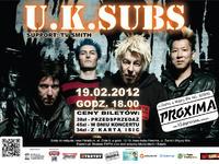 U.K. Subs w Warszawie