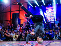Red Bull Bc One 2018 B-Boy Thomaz fina