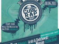 Cube Rap Night