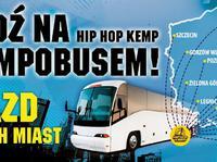 Hip Hop Kemp - rezerwacja miejsc w Kempobusach, konkurs dla writerów!