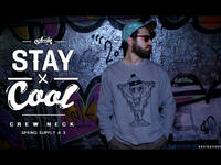 Arriba Crew Neck - STAY COOL