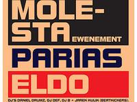 Rap History Warsaw prezentuje: MOLESTA x ELDO x PARIAS | DVD REC. | 12.05.2012 STODOŁA