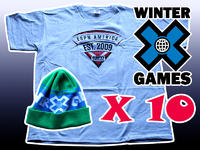 Konkurs Winter X Games od ESPN America