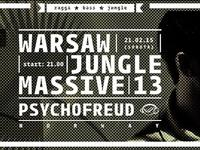 Warsaw Jungle Massive 13 feat. PsychoFreud (Norwegia)
