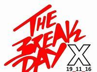 The Break Day X