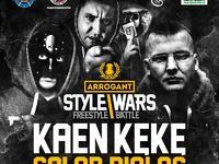 Finał Arrogant Style Wars Freestyle Battle 2014
