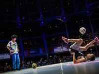 Polska gospodarzem światowego finału we freestyle footballu