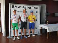 Turniej BMW PZG Junior Tour