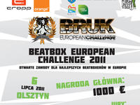 Beatbox European Challenge w ramach Bruk Festivalu 2011