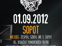 And1 Basket Tour 2012 - Sopot