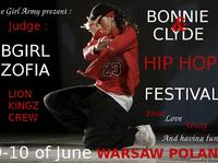 BONNIE & CLYDE HIP HOP FESTIVAL
