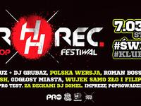 Zapraszamy na Pro Rec Hip-Hop Festival