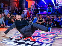 B-Boy Kostek na Red Bull BC One Poland Cypher 2018