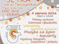 Setka na Tarczyńskiej - Świętuj 100-lecie Ochoty