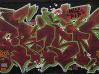 Graffiti Jam Służewiec 03.04.2011