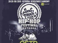 GRAFFREAK HIP HOP FESTIWAL w Ostródzie po raz pierwszy!