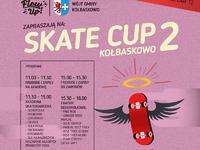 SkateCUP Kołbaskowo 2017