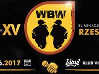 WBW 2017 Rzeszów Freestyle Battle