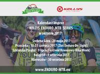 Kalendarz Kellys Enduro MTB 2017
