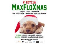 Pomóż zwierzakom ze schronisk! Dziś i jutro MaxFloXmas
