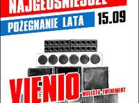 15.09 Warszawa - Vienio & Djs: Dtl, Technik, Def - pożegnanie lata w H2O
