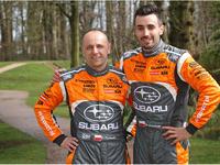 Subaru Poland Rally Team przed Rajdem Rzeszowskim