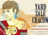 Fall/Winter Yard Sale Cracow