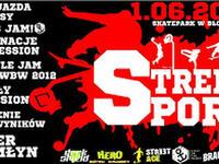 1.06 Błonie: STREET SPORTS / Otwarte Mistrzostwa Mazowsza w Skateboardingu