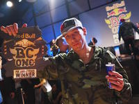 Red Bull BC One Poland Cypher 2017 Cracow Zawisza the winner