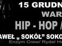 15.12 Opole: Warsztaty taneczne hip hop/house z Sokołem z Enzym Crew / Rydel House Team!