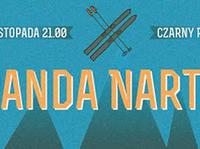 29.11 Warszawa: PANDA NARTY × WYSTAWA PLAKATU | Czarny Rynek