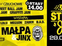 Street Jam w Człuchowie 2013