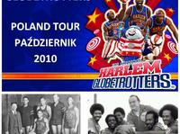 Harlem Globetrotters w Warszawie
