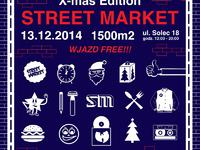X Mas Street Market