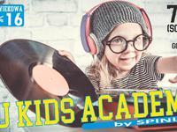 Spinlab zaprasza na warsztaty DJ-skie dla najmłodszych!