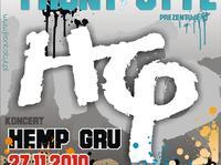 """Koncert HEMP GRU - Lubin - klub """"CK Muza"""""""