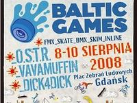 Baltic Games PLAKAT 2008