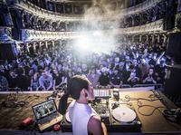 DJ Rina na Red Bull Music 3Style Finals Krakow 2018