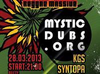 REGGAE MASSIVE feat. MYSTIC DUBS