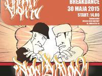 """BREAK FLOW 4 """"Show Ya Flow"""" zawody breakdance"""