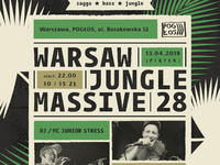 Warsaw Jungle Massive #28 feat. Junior Stress & Duże Pe