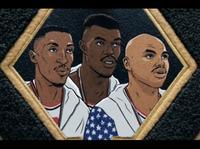 Nike The Dream Team