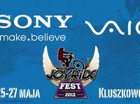SONY VAIO Joy Ride Fest w Kluszkowcach